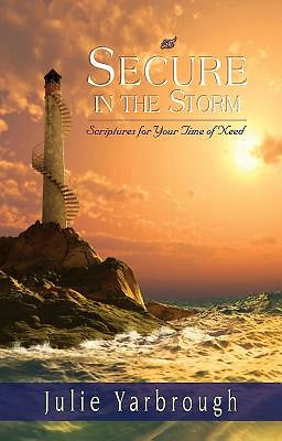 Secure in the Storm (Pkg of 10)