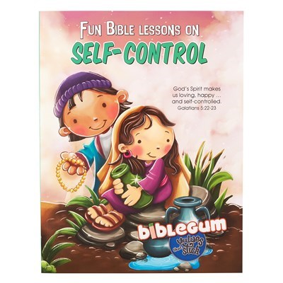 BibleGum Self-Control - Fun Bible Lessons