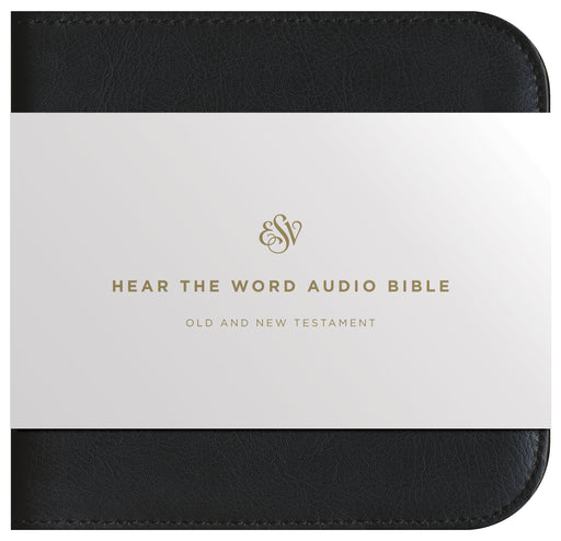 ESV Hear the Word Audio Bible (MP3 CD)