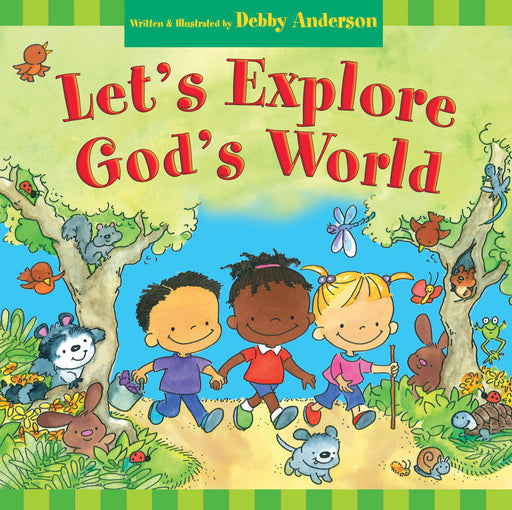 Let's Explore God's World