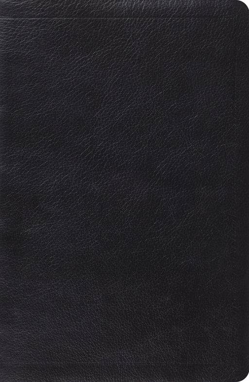 ESV Classic Reference Bible (Calfskin, Black)
