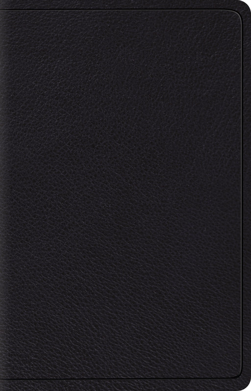 ESV Wide Margin Reference Bible (Black)