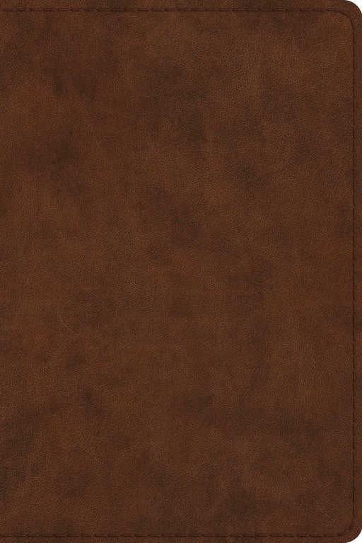 ESV Study Bible, Personal Size (TruTone, Brown)