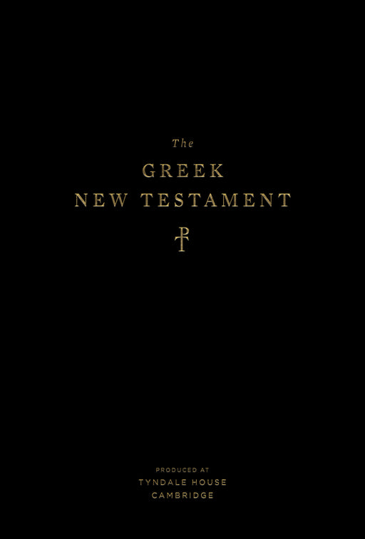 The Greek New Testament, Produced at Tyndale House, Cambridge