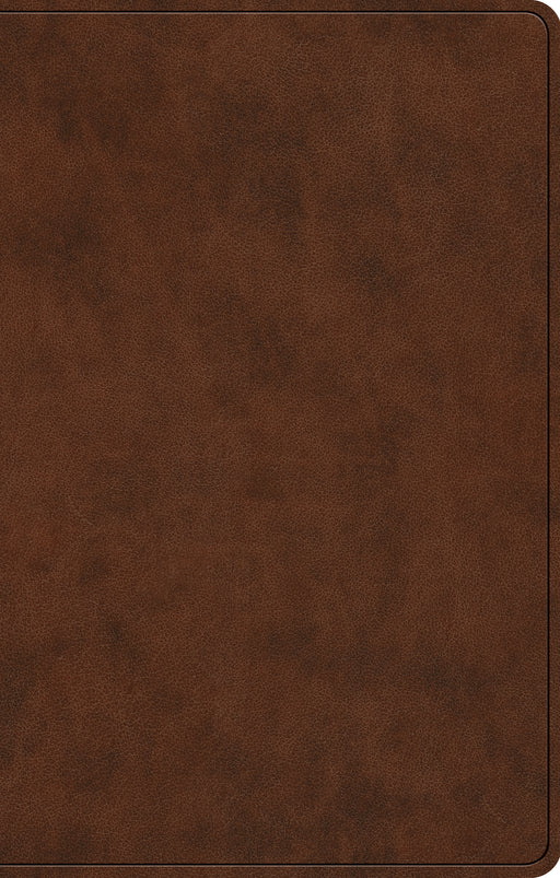 ESV Premium Gift Bible (TruTone, Brown)