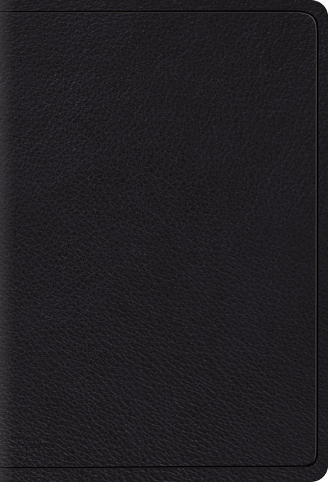 ESV Large Print Compact Bible (Black)