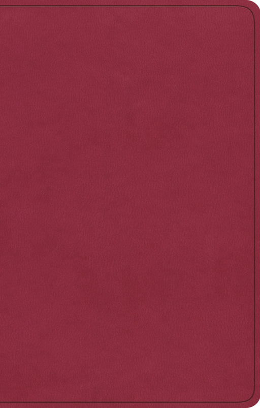 ESV Premium Gift Bible (TruTone, Berry)