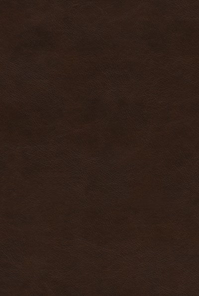 ESV Bible with Creeds and Confessions (TruTone over Board, Brown)