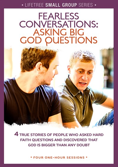 Lifetree Fearless Conversations: Small Group DVD Study
