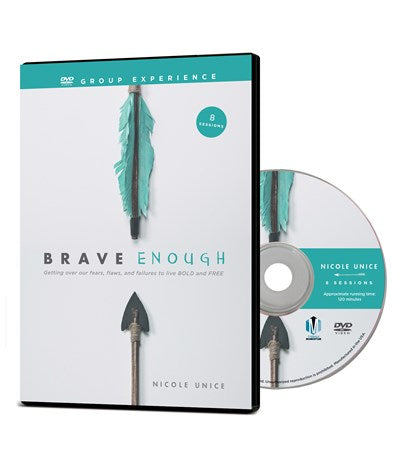 Brave Enough DVD Group Experience