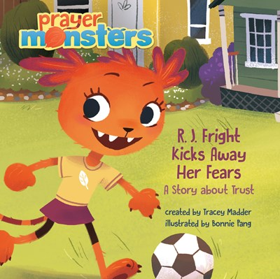 R. J. Fright Kicks Away Her Fears