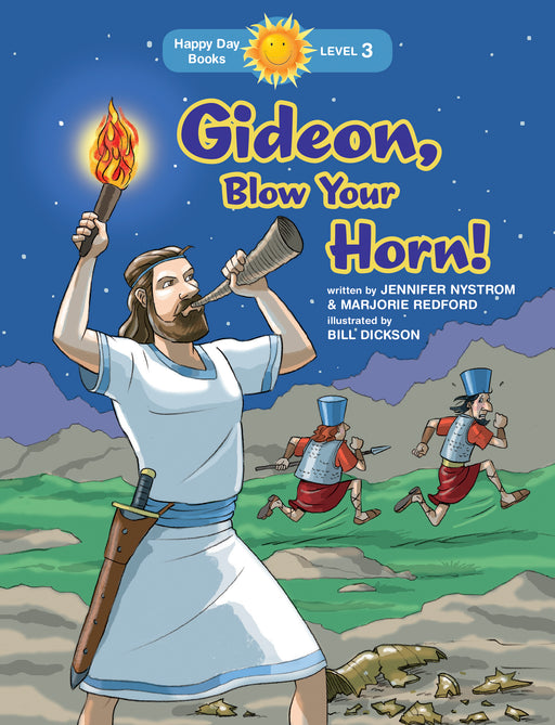 Gideon, Blow Your Horn!