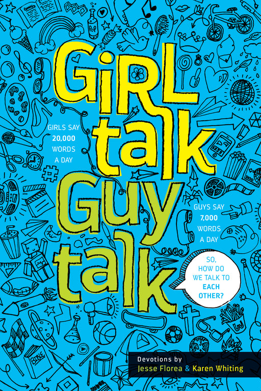 Girl Talk Guy Talk