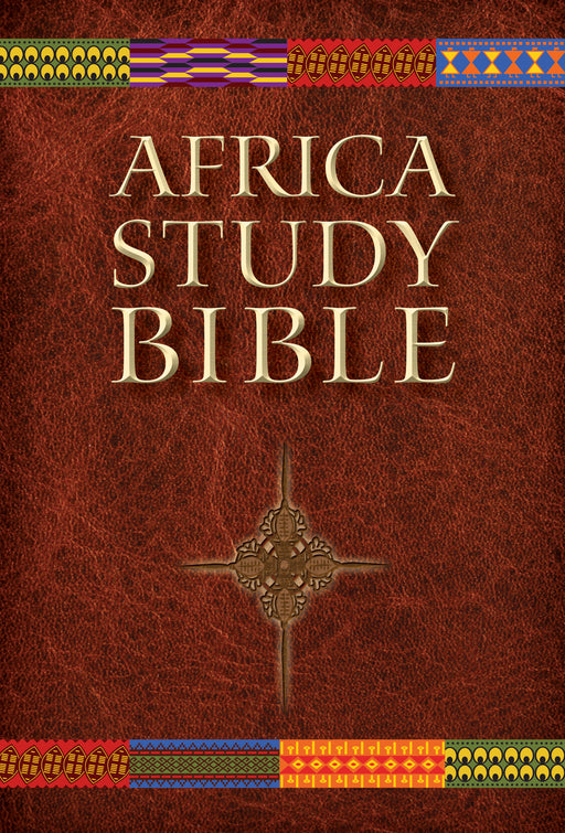 Africa Study Bible, NLT (Hardcover)