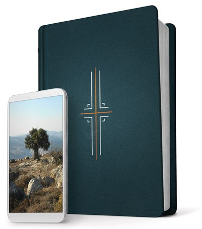 Filament Bible NLT (Hardcover Cloth, Midnight Blue)