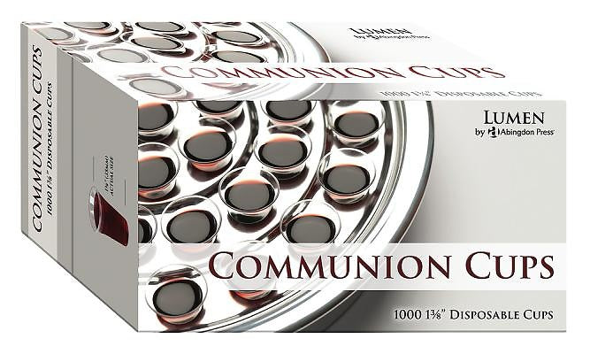 "Communion Cups 1 3/8"" (Box of 1000)"