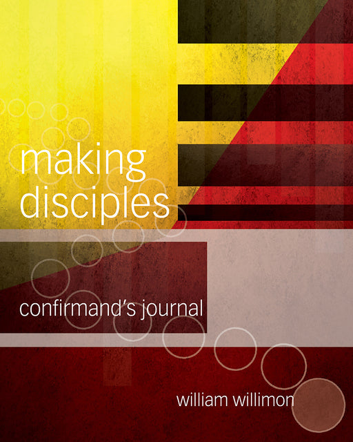 Making Disciples: Confirmand's Journal