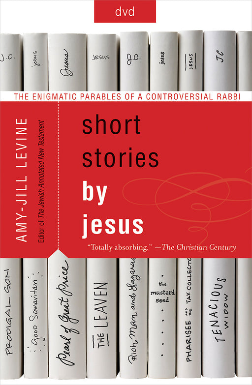 Short Stories by Jesus DVD