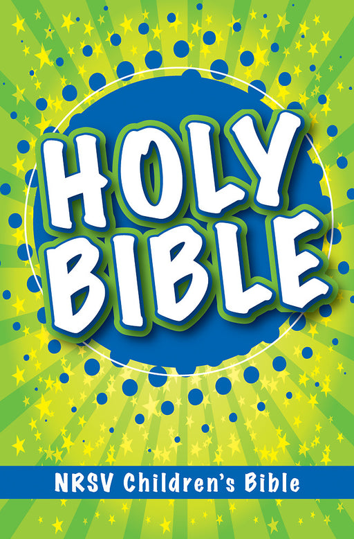 NRSV Children's Bible Hardcover