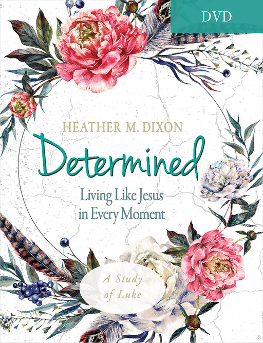 Determined - Women's Bible Study DVD
