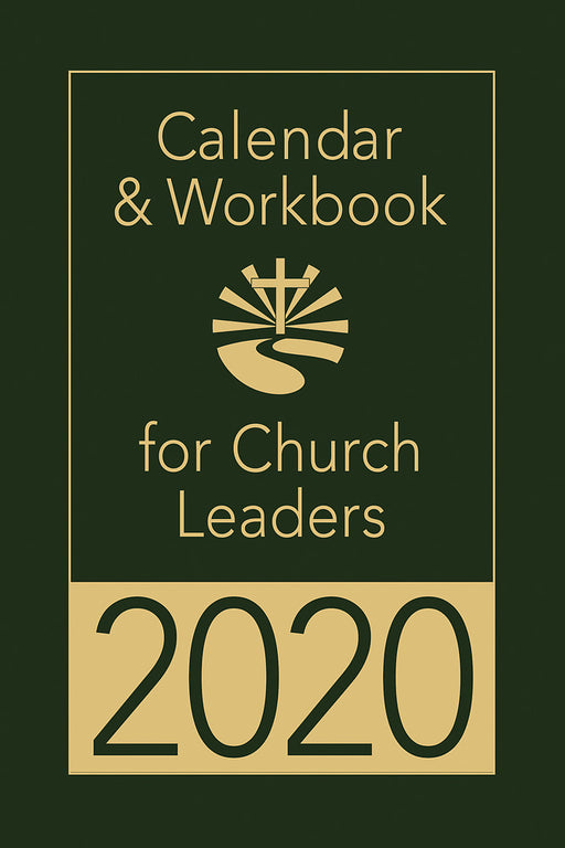Calendar & Workbook for Church Leaders 2020