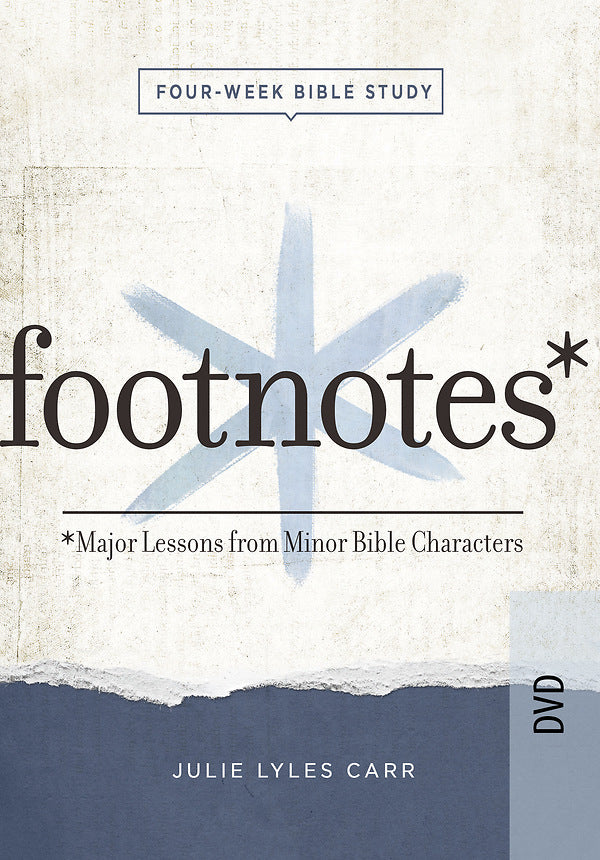 Footnotes - Women's Bible Study DVD