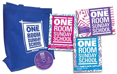 One Room Sunday School Fall 2020 Kit