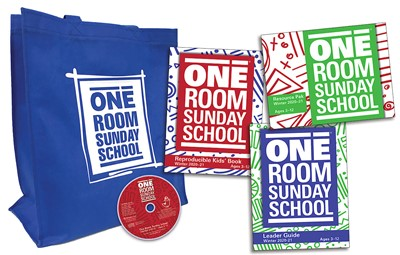 One Room Sunday School Kit Winter 2020-21