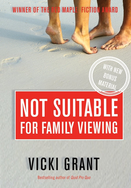 Not Suitable For Family Viewing