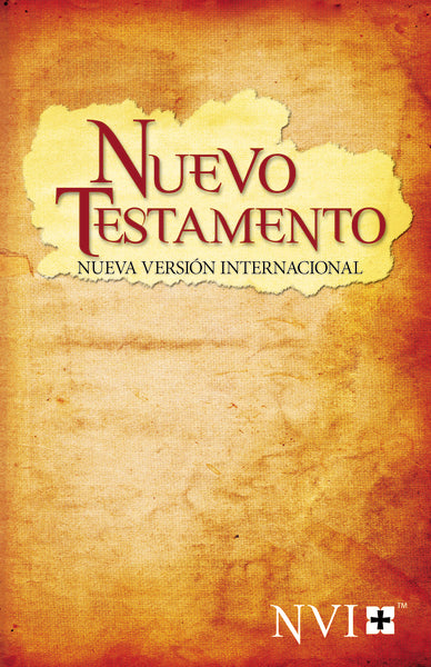 NVI Trade Edition Outreach New Testament