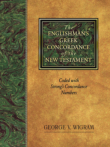 Englishman'S Greek Concordanceof The New Testament