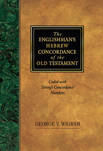 Englishman'S Hebrew Concordance Of The Old Testament