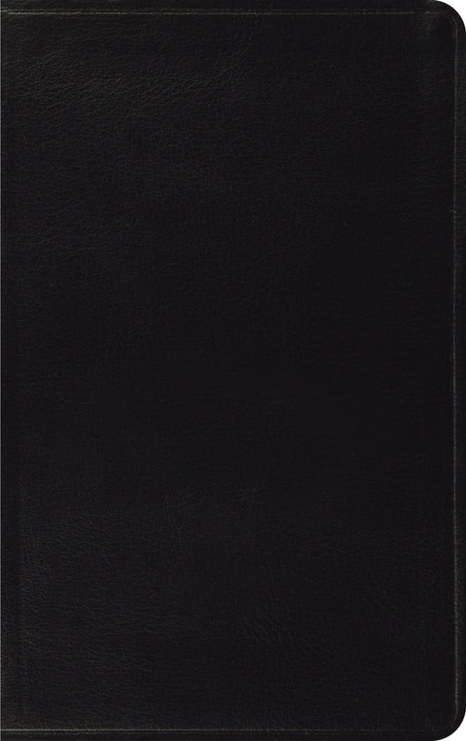 ESV Thinline Bible (Black)