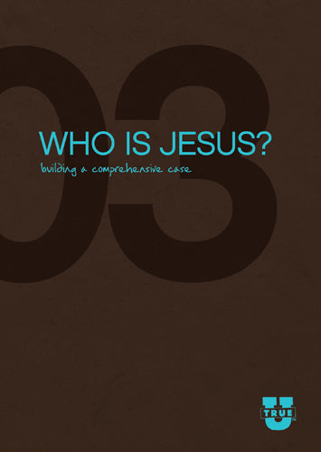 Who Is Jesus? Discussion Guide