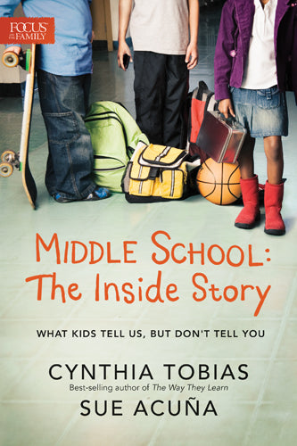 Middle School: The Inside Story