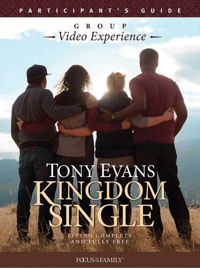 Kingdom Single Group Video Experience Participant's Guide