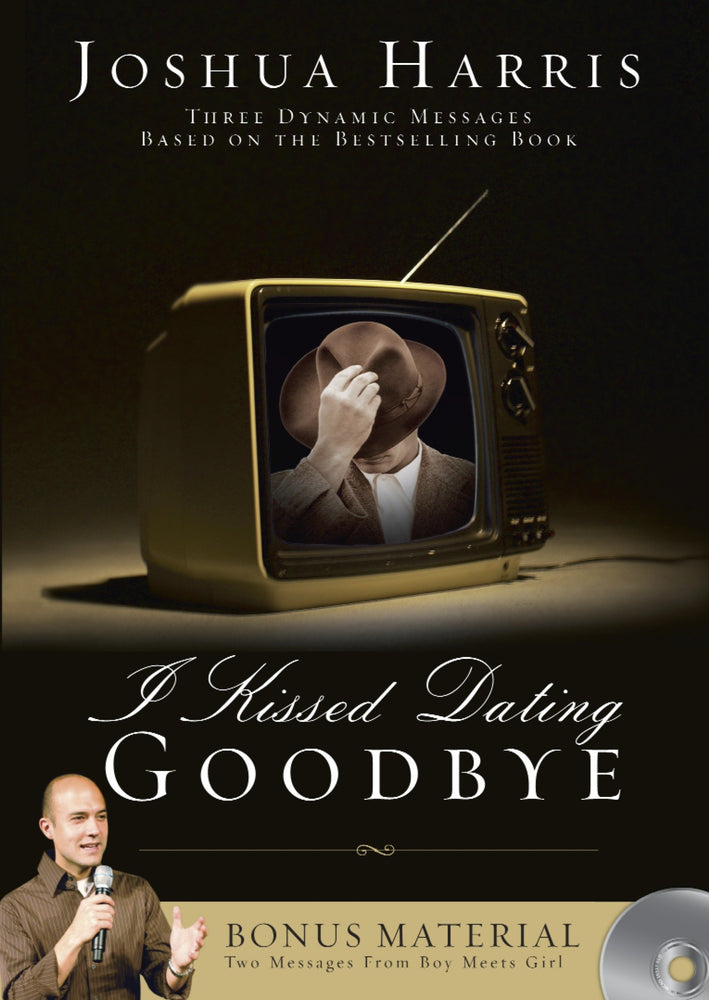 I Kissed Dating Goodbye Video Series on DVD