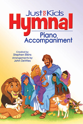 Kids Hymnal, Piano Accompaniment
