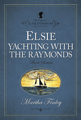 Elsie Yachting with Raymonds # 16