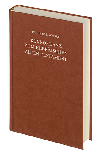Concordance To The Hebrew Ot