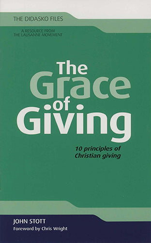 Grace of Giving, The