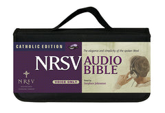 NRSV Audio Bible with the Apocrypha, Catholic Edition on CD