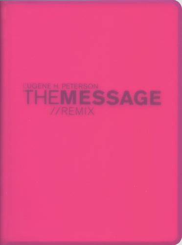 The Message//REMIX (Vinyl, Pink)
