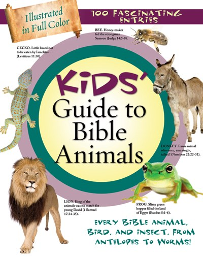 Kids' Guide to Bible Animals
