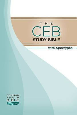 The CEB Study Bible with Apocrypha