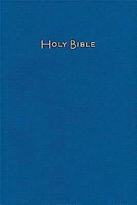 CEB Common English Bible Gift and Award Softcover Blue