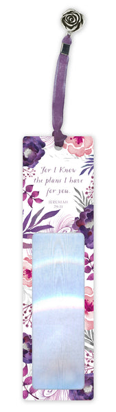 For I Know the Plans Magnifier Bookmark