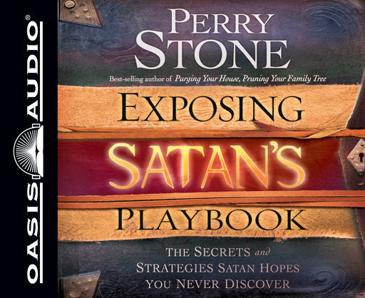 Exposing Satan's Playbook (Library Edition)