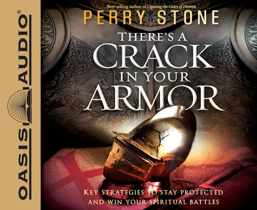 There's a Crack in Your Armor (Library Edition)