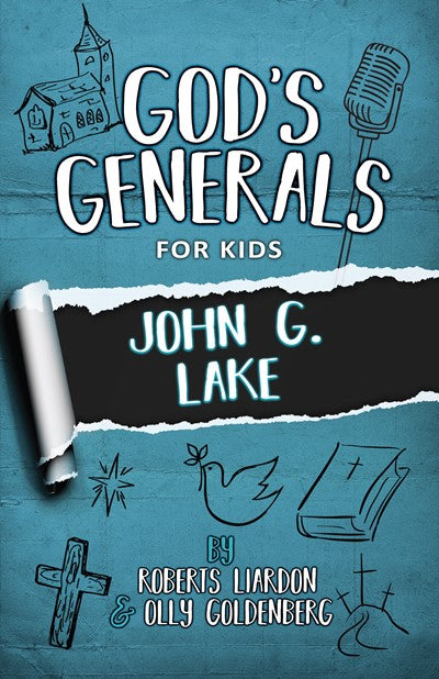 God's Generals for Kids - Volume 8
